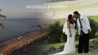 Alii Kula Lavender Farm & Olowalu Wedding Film / Mychelle & Jeffrey