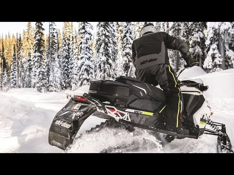 2019 Ski-Doo Trail Accessories