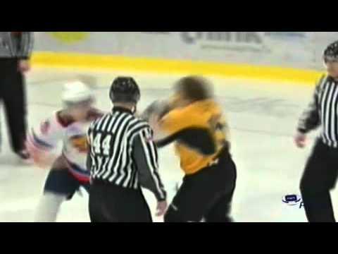 Jonathan Racine vs Tommy Veilleux