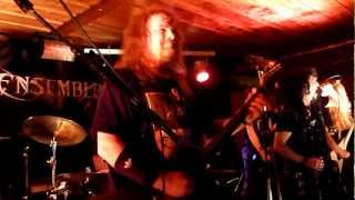 Raw Ensemble - Kingdom of the Damned (Live @ Rock It , Aalen 21.04.2012)