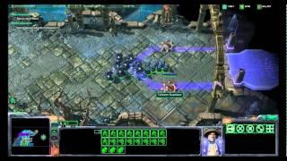 Starcraft 2 on Acer Aspire TimelineX 5820TG