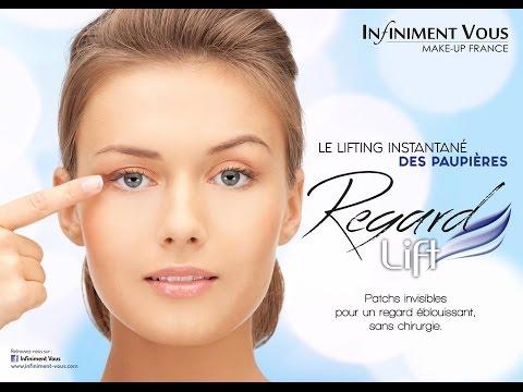 Les produits cosmétiques pour la personne naturel