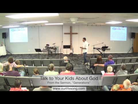 Talk to Your Kids About God