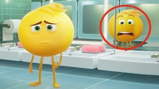 10 SECRETS You Missed in THE EMOJI MOVIE!