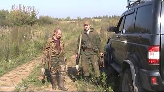 Смотреть онлайн Охота на уток осенним днем