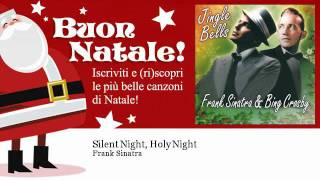 Frank Sinatra - Silent Night, Holy Night - Natale