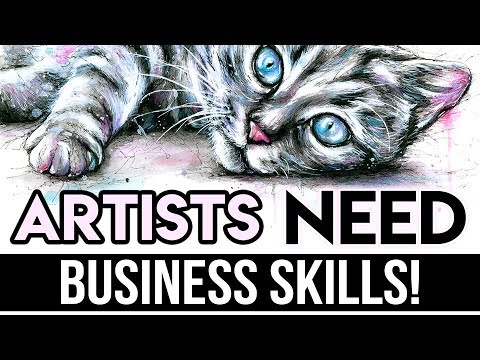 , title : 'YOU NEED THESE SKILLS TO SUCCEED! The Importance of Business Skills for Artists