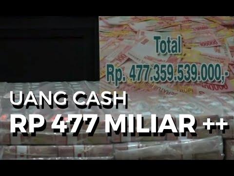 Bukan Main, Ini Uang Cash Rp 477 Miliar Kasus Korupsi PLN Batubara