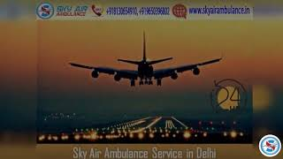 Get Air Ambulance from Patna with the Best Medical Setup Facility