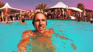 IOS ISLAND, GREECE: Ultimate Beach Party Paradise!