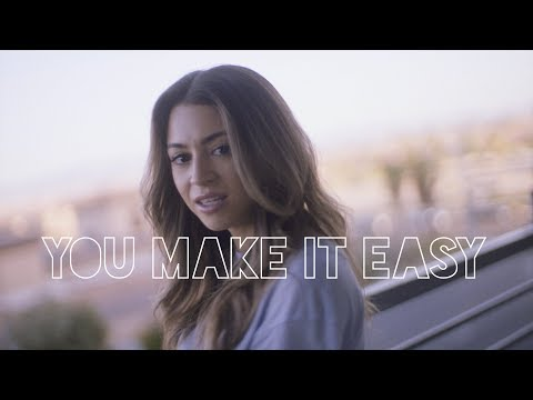 You Make It Easy- Jason Aldean (Cover)