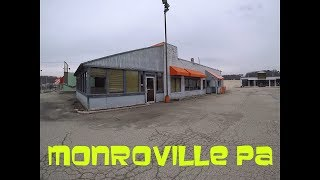 Abandoned Hooters Monroeville Pa Testing New GoPro
