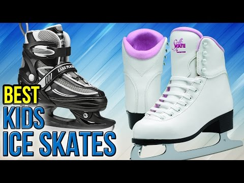 10 Best Kids Ice Skates 2017