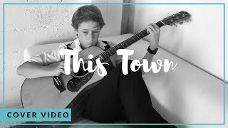 This Town - Niall Horan (Cover by Ky Baldwin) [HD]