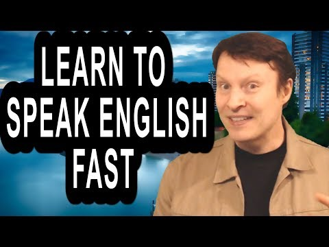 Learn how to speak English fast | conversation  | Steve Ford Peppy 35