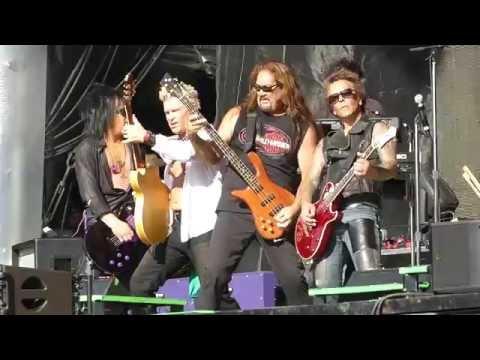 Billy Idol - L.A. Woman LIVE ACL Austin Tx. 10/2/15