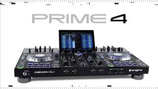 Denon Dj PRIME 4 - Video