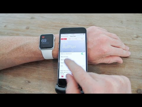 mp4 Apple Watch Series 1 Heart Rate Monitor, download Apple Watch Series 1 Heart Rate Monitor video klip Apple Watch Series 1 Heart Rate Monitor