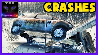 DiRT 3 - CRASHES and ACCIDENTS Compilation #5