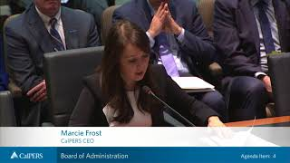 Board of Administration Part 1   March 21, 2018