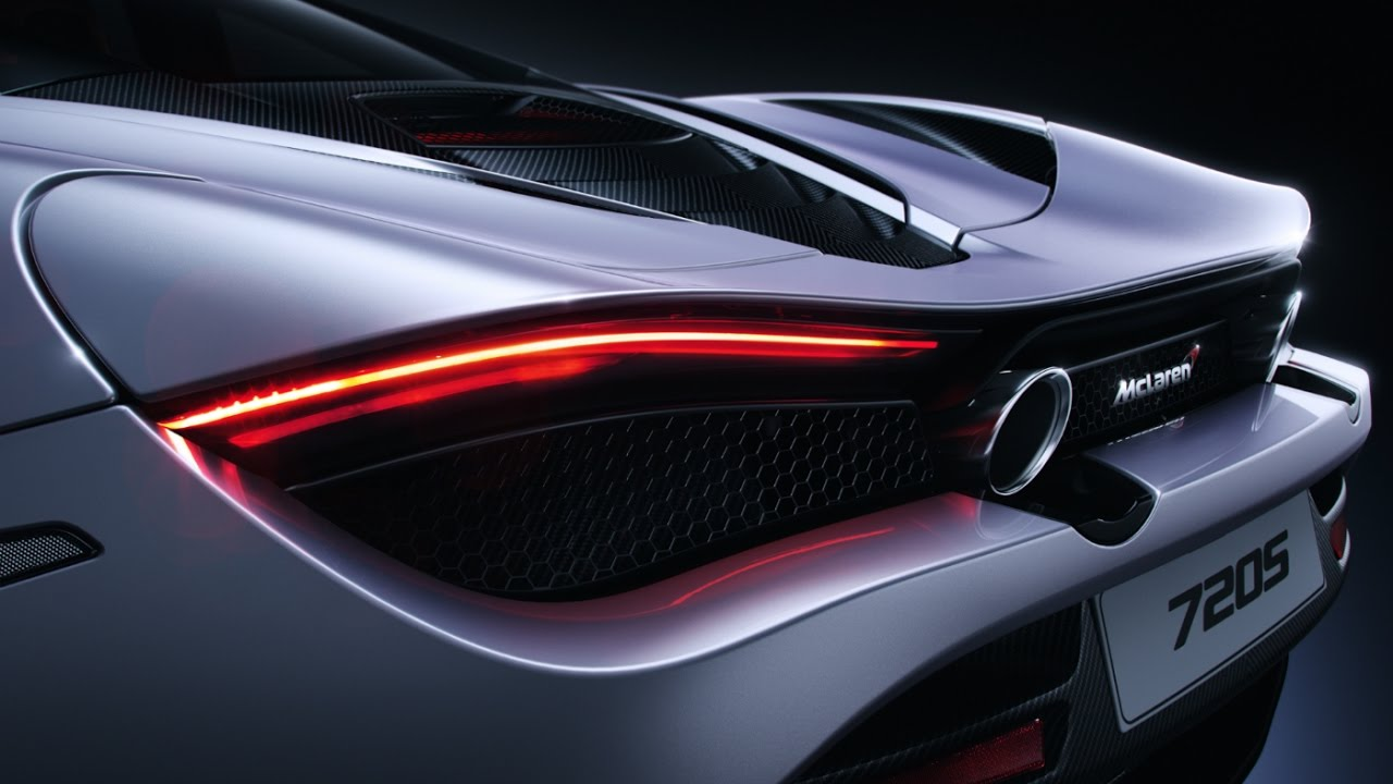 The McLaren 720S Supercar 64