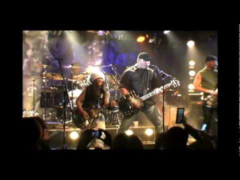 Nik Kai Promo 2012 - Marshall Amplifiers' Nick Bowcott