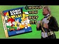 Sonic Mania - Should You Buy It? - Nintendo Switch/PS4/XBox One - FUgameCrue