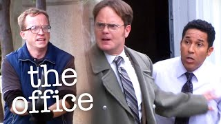 The Kneecapping - The Office US