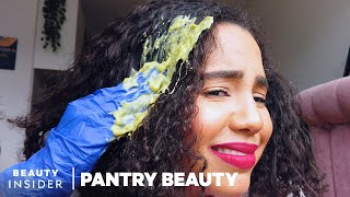 DIY Hair Masks To Try For Healthy Hair | Pantry Beauty