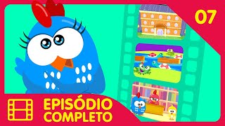 Galinha Pintadinha Mini - Episódio 07 Completo - 12 min