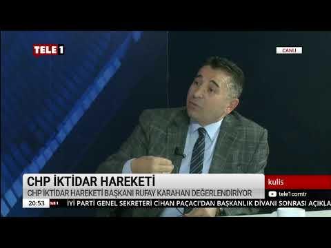 CHP iktidar hareketi nedir? – Tele1 Kulis Proğramı (15 Mayıs 2019)
