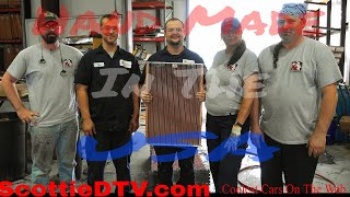 How It's Made  Copper Brass Radiator  Brice Thomas Radiator