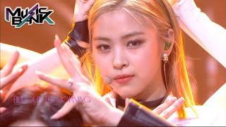 ITZY(있지) - 마.피.아. In the morning(Mafia In the morning) (Music Bank)   KBS WORLD TV 210507
