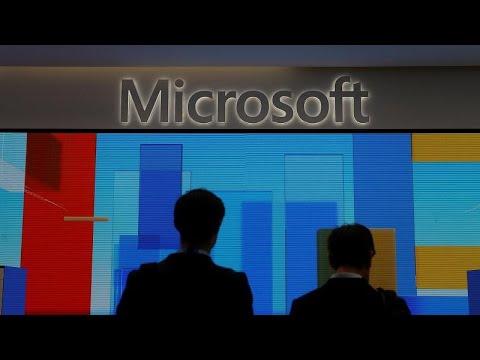 El Pentágono elige a Microsoft y descarta a Amazon