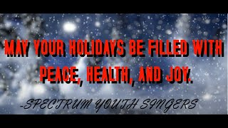 Silent Night | Spectrum Youth Singers (2)