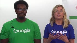 Google's Virtual Career Fair