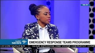 Emergency response team programme