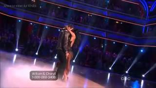William Levy & Cheryl  (Rumba)