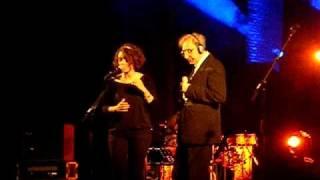 Carmen Consoli & Franco Battiato - Te Lo Leggo Negli Occhi @ Taormina 04/09/2010