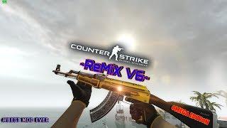 CSGO - ReMiX_v6 : OMEGA EDITION | New Mod for Css | Gameplay & Download {#1 CSGO MOD EVER}