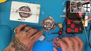 Live RMA - Caddx Vista No OSD Repaired Removing Diodes by Cyclone FPV