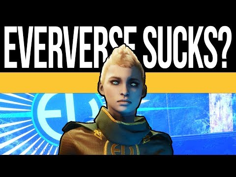 Destiny 2's MOST Updated Vendor.. | Why Do Players Dislike Eververse So Much? (Shadowkeep)