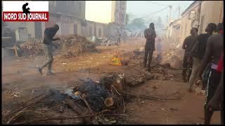 Mali: 37 blessés dans la violente manifestation contre le QG du G5 Sahel