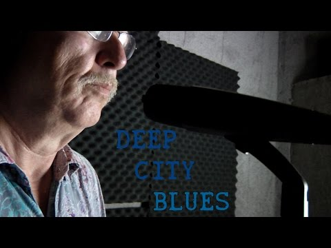 Deep CIty Blues at JazzHouseBlues Studio