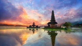 Отдых на Бали 2019 Невероятно красивая природа в центре Бали Озёра и Водопады Достопримечательности