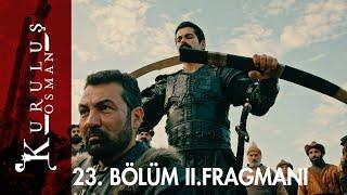 Kuruluş Osman 23. Bölüm 2. Fragmanı