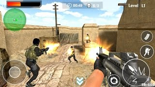 SWAT Shooter (by WLT) Android Gameplay [HD]