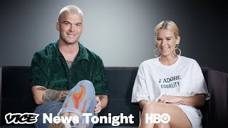 """Broods Explains The Chaos Behind New Hit """"Peach"""" (HBO)"""