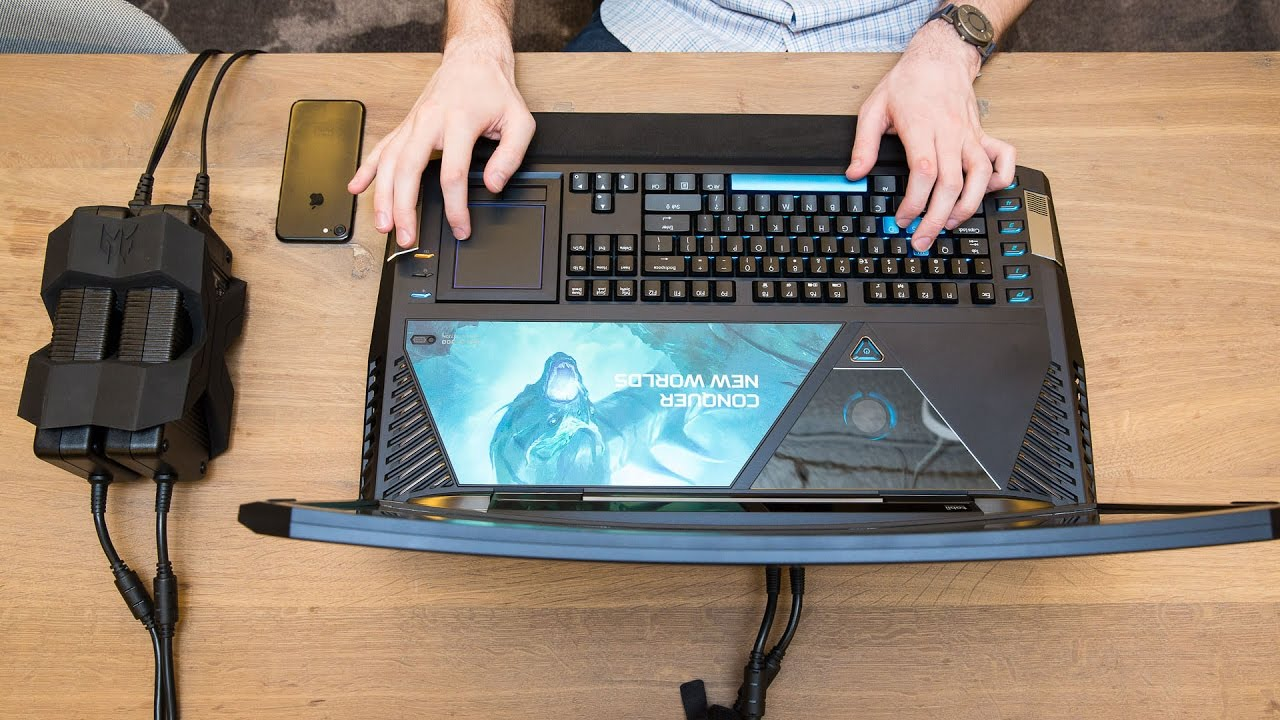 Acer Predator 21 X review thumbnail