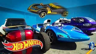 HOT WHEELS JUMPS 5 PRICELESS CARS | Hot Wheels Unlimited | @Hot Wheels
